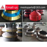 superior crusher liners Manufactures