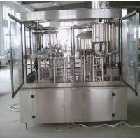 Cheap HIgh Accuracy Glass Bottle 3 In 1 Filling Machine Wine Bottling Machine 100ml - 5000ml for sale