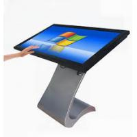 Cheap 43 Inch FHD  Interactive Touch Screen Table Metal Frame Advertising Digital Signage for sale