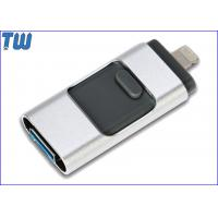 Cheap 8GB USB3.0 USB Memory Stick OTG 3 IN 1 Functions for Different Devices for sale