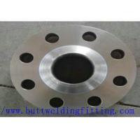 904L Stainless Steel Slip On Flanges WN / SO / BL Flanges Used In Pipe Connecting Manufactures