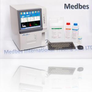 China 3-parts automatic hematology analyzer price/medical laboratory equipment/cbc on sale