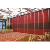 Easy Installation Wood folding Partition Wall for Function Room Opening Style Manufactures