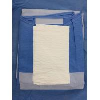 Disposable Protective Clothing Non Toxic Disposable Gowns For Hospitals Manufactures