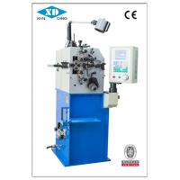 Automative CNC Spring Coiling Machine For 0.10 - 0.80mm Wire Diameter