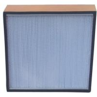 HEPA Filter with Al/Paper Separator Manufactures