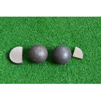 China Dia 20mm-100mm various size cast iron ball cast iron grinding steel ball on sale