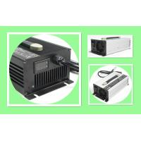 Portable 72V 84V 12A Lithium Battery Charger For E - Club Cars Aluminum Enclosure Manufactures