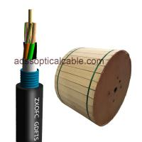 Electrical Hybrid Fiber Optic Cable GDTS Stranded Loose Tube Cable 48 96 Core Manufactures