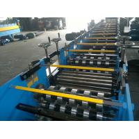 13-15 rows Rollers C Purlin roll forming machine / flattening deviceC80