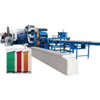 Garage Doors Panel Shutter Door Roll Forming Machine Automatic Feeder Manufactures
