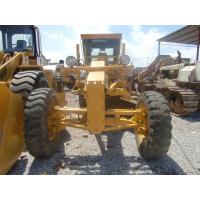 120G used Cat Motor Grader 2hand grader for sale caterpillar Manufactures