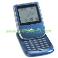 Robot Series Easy-View Calc/Clock Manufactures
