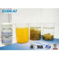 Cheap Beverage Water Treatment Blufloc Water Decoloring / Decolorizing Agent BWD-01 for sale