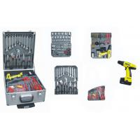Rechargeable Cordless Power Tool Set 164pcs with 12V 14.4V 18V Battery Cordless Drills Manufactures