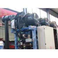 Industrial Screw Water Cooled Condensing Unit  R404a / R22 Refrigerant