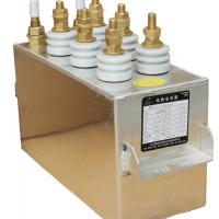 Large High Power Capacitors with Copper Terminal , 1.5KV water cooling Capacitor Manufactures