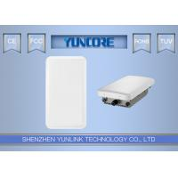 Dual Band Outdoor Point To Point Wifi Bridge CPE 10KM Long Distance WiFi Transfer Manufactures