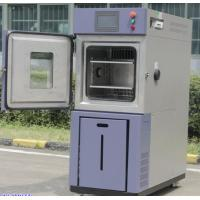 150L Rapid Temperature & Humidity Chamber For Environmental Chamber Testing -20°C ~150°C Temp range Manufactures