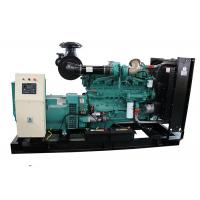 AC Three Phase Open Type 160KW - 200KW Diesel Generator with Cummins Engine Manufactures