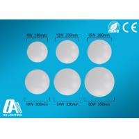 Classic Style 300mm LED Shop Ceiling Lights 18Watt , Ceiling Lamps For Living Room Manufactures
