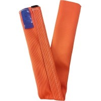 Buy cheap Twill Woven Tubular Webbing Sling Protection Sleeve from wholesalers