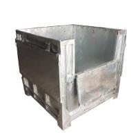 Heavy Duty IBC Liquid Storage Tank Thickened 158 KG Corrosion Resistant Manufactures