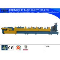 Pre - Punching Steel Roll Forming Machine Automatic Hydraulic System Manufactures