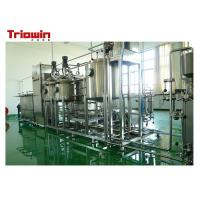 Buy cheap Professional Pilot Production Plant Lab Mini Dairy Plant Low Production Capacity from wholesalers