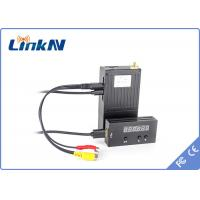 Buy cheap Mini Body Worn COFDM Video Transmitter AES256 from wholesalers