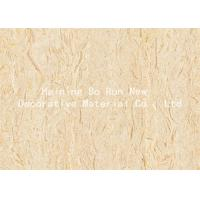 Quality Pvc Embossed Wood Grain Film Wood Look Vinyl Wrap With High Hiding Power for sale