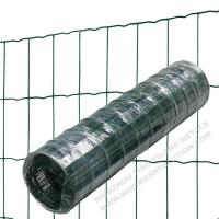 100 X 50mm Holland Welded Wire Fence Panels With Stainless Steel Wire Clamp Manufactures
