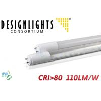 CRI 80 1980lm T8 bulbs LED Fluorescent Tubes 4ft For Home Manufactures