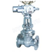 Cheap Manual / Electric flanged Gate Valve for sale