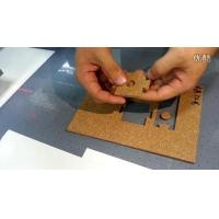 transformer electric cork gasket flatbed cutter table plotter cutting making machine Manufactures