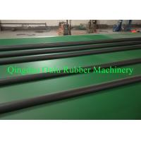 Buy cheap Rubber foam tube extrusion line rubber equipment with formula from wholesalers