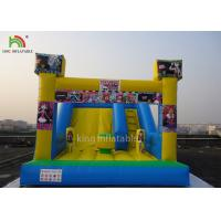 Commercial Inflatable Dry Slide For Parties Rental Customized Size Manufactures