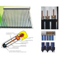 Buy cheap heat pipe solar thermal collector from wholesalers