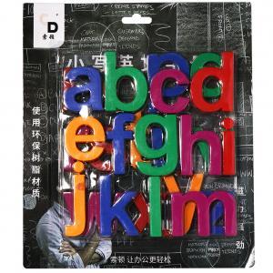 Eductional Kids Learning Magnets 26 Pieces Lower Case Letters Unique Design Manufactures