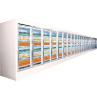 Professional Supermarket Projects Refrigeration Equipments For Fruits / Vegetable Manufactures