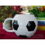 Promotional ceramic mug,football mug Manufactures