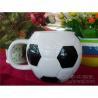 Buy cheap Promotional ceramic mug,football mug from wholesalers