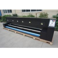 Buy cheap Automatic Dye Sublimation Textile Printing Machines Roll To Roll Type Big Size from wholesalers