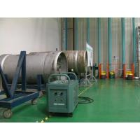 China R134A Refrigerant Recovery Machine , Stainless Steel Refrigerant Reclamation Equipments on sale