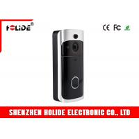 720P Visual Real Time Wireless Doorbell Camera Two Way Audio High Resolution Waterproof Door Bell Camera Manufactures