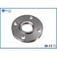 ASME B.16.5 Forged Disc Ring Slip On Pipe Flanges N08926 Inconel 926 1.4529 Manufactures