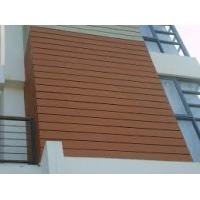 China Multifunctional Cellulose Fibre Cement Board Cladding For Prefabricated Structures on sale