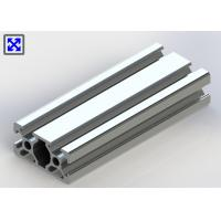 GB Standard 20 * 40 T Slot Aluminum Profile For Light Duty Structure Manufactures