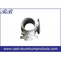 Industrial Parts Cast Aluminum Products A356 / A380 Custom Specification Metalwork Manufactures