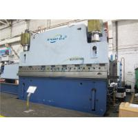 Buy cheap 6m Heavy Duty CNC Hydraulic Press Brake Machine For 20mm Thickness Mild Steel from wholesalers